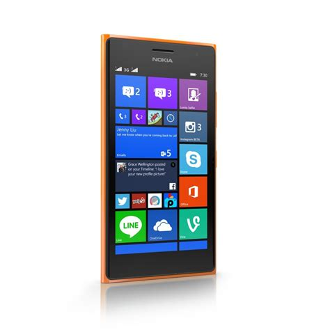 Microsoft Lumia Selfie ifa 2014 microsoft intros nokia lumia 730 735 selfie phones with wp 8 1 and lumia denim