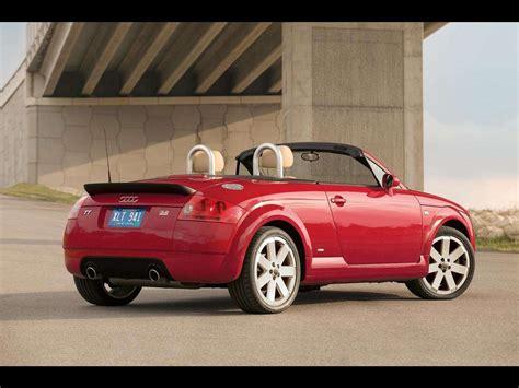 2005 audi tt roadster automotive database audi tt