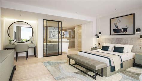 bedroom ensuite designs luxury contemporary master bedroom suite with open plan