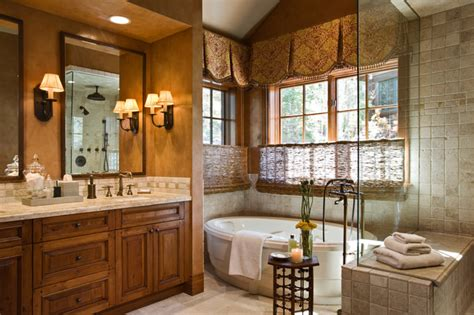bathrooms traditional home decoration club deer valley retreat traditional bathroom orange