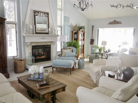 French Country Living Room Ideas Modern Room Cream Color