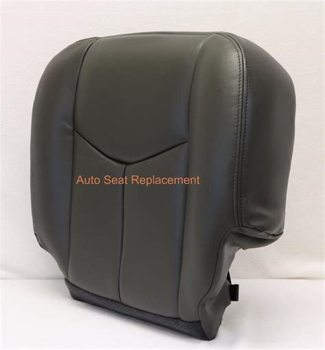 2005 chevy silverado seat cover replacement 2005 2006 chevy avalanche 1500 2500 lt ls z66 driver