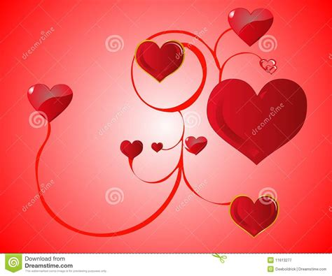 heart vine pattern heart vines royalty free stock photography image