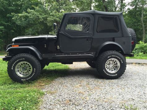 1983 jeep cj 7 5 0 ho mustang engine for sale jeep cj