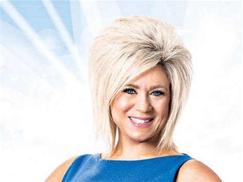 why do we never see theresa caputo mother long island medium theresa caputo talks about her readings