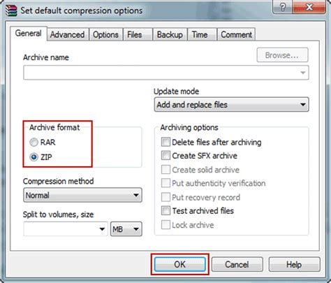 Format File Rar | how to convert rar archive to zip format in
