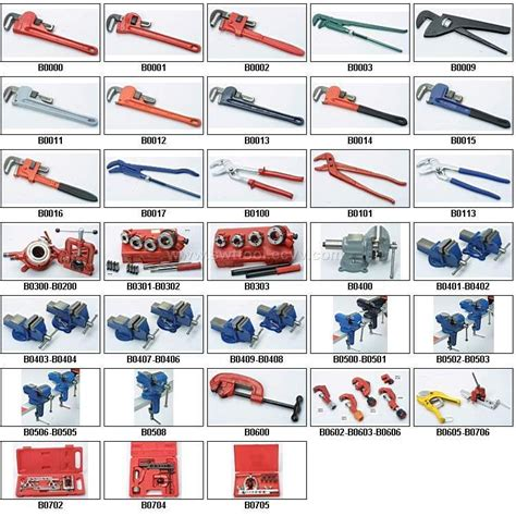 Names Of Plumbing Tools by Plumbing Tools Names