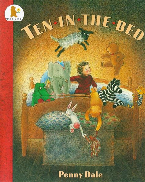 10 in the bed walker books ten in the bed big book