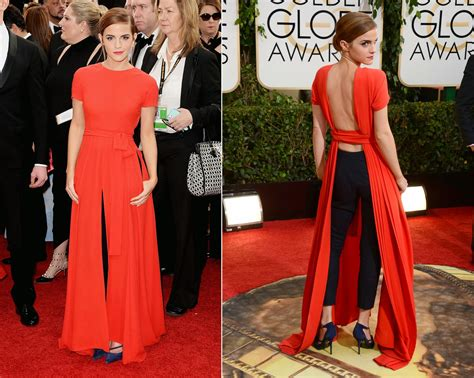 emma watson golden globes miss val s creations 2014 golden globes fashion