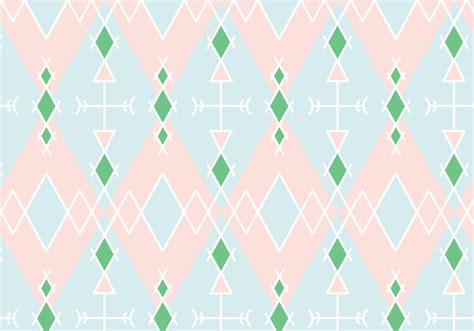 non pattern pastel geometric pattern background download free vector