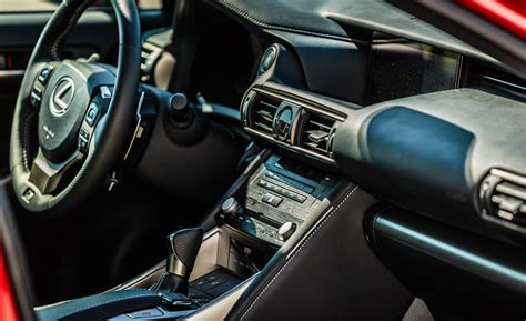 lexus is f sport 2017 interior 2017 lexus is 200t f sport cars exclusive videos and