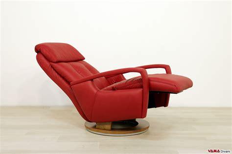 poltrona relax poltrona relax manuale moderna reclinabile con girevole
