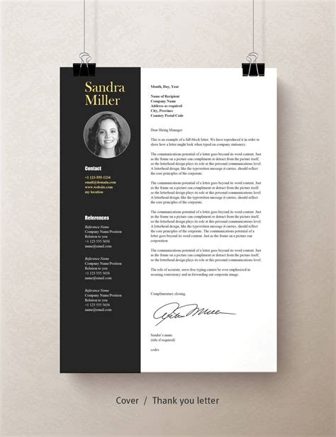 Contemporary Resume Templates Word by Contemporary Resume Template Professional Resume Template