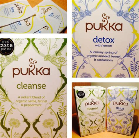 Pukka Tea Detox And Cleanse by The Ultimate Tea Tox Average Janes