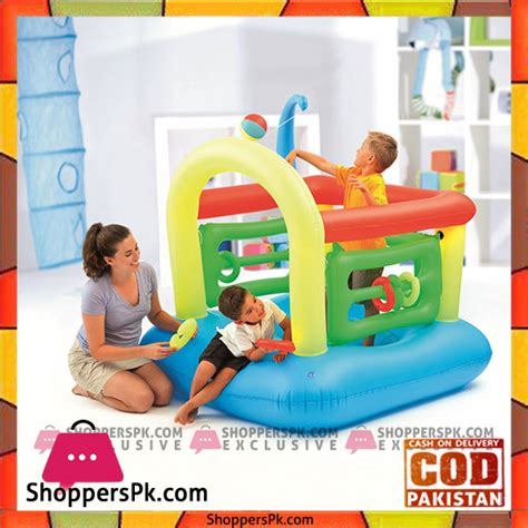 Bestway Kiddie Play Center 52122 Limited bestway up in and kiddie play center for 3 6 years 52122 shoppers pakistan