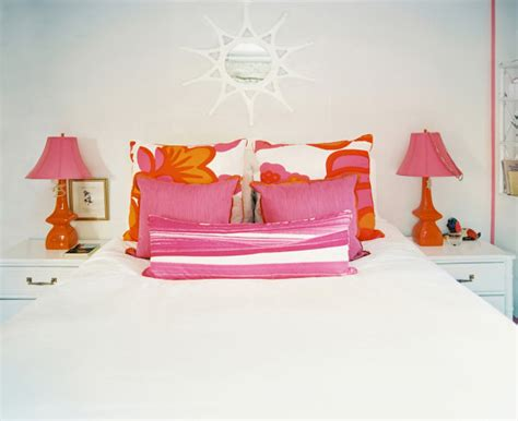 orange and pink bedroom 20 master bedrooms with creative style solutions