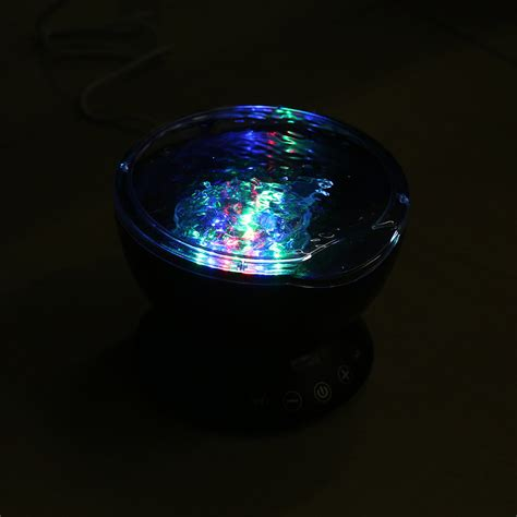 Ocean Wave Projector Light With Remote Control Tf Card Waves Lights