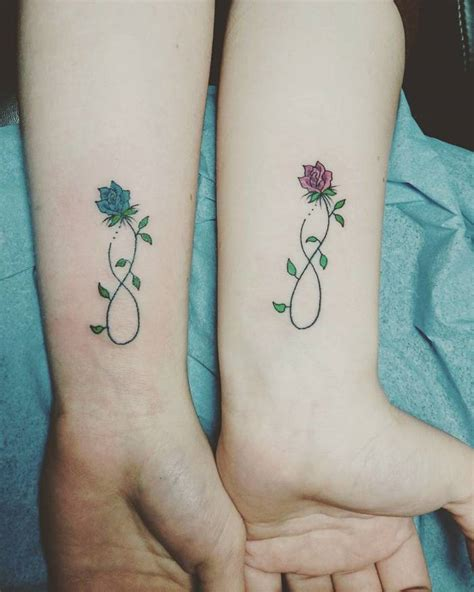 50 powerful matching tattoos to share with someone you