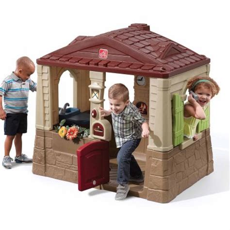 step2 neat and tidy cottage ii playhouse walmart com