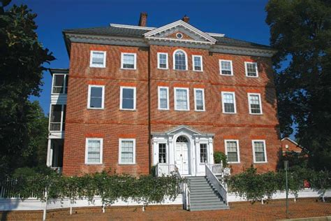 American Colonial Architecture georgian houses of annapolis maryland old house