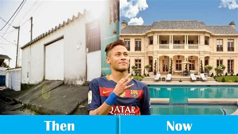 Neymar House by Top 10 Richest Football Players Net Worth Houses