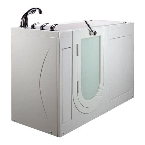 Whirlpool Tub Prices Ella Walk In Baths Low Threshold Whirlpool Walk In Tub