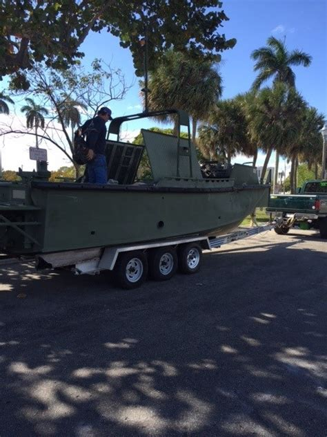 used aluminum boats for sale florida aluminum push boat 2008 used boat for sale in palm beach
