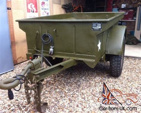 Ww2 Jeep Trailer For Sale World War 2 Jeep Bantam Trailer