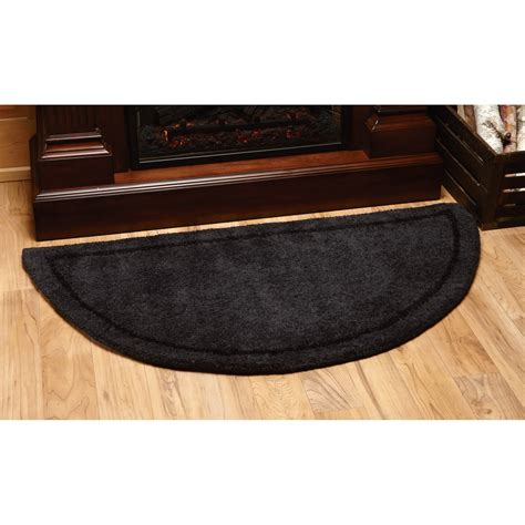 Wool Hearth Rugs by Tufted 100 Wool Hearth Rug Gray Www Kotulas