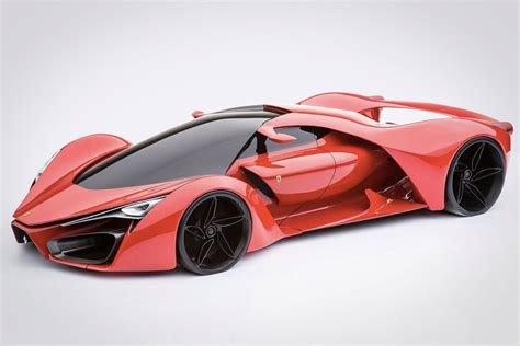 ferrari f80 concept car ferrari f80 concept mandesager