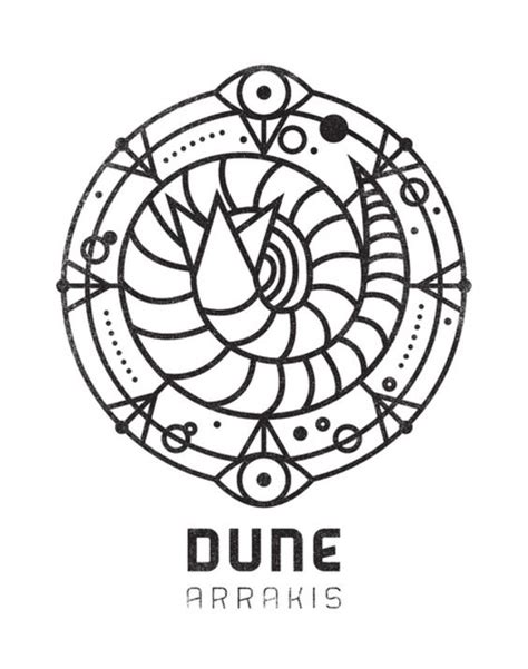 dune tattoo designs dune ideas and on
