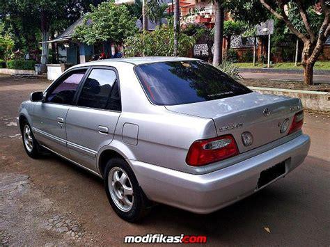 Radiator Toyota Soluna At Matic toyota soluna gli 2001 silver matic 2001 condition