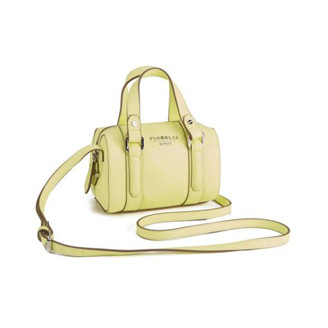 Fiore Tessa Bag by Fiorelli S Tessa Mini Bowling Bag Lemon Clothing