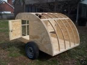 Teardrop Trailer Plans Free Cute Cute Cute Teardrop Trailer For Two Plans Free