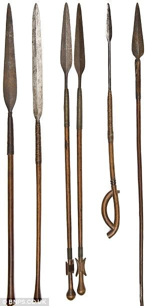 Armchair Warrior Zulu Weapons Used In The Slaughter Of British Troops At