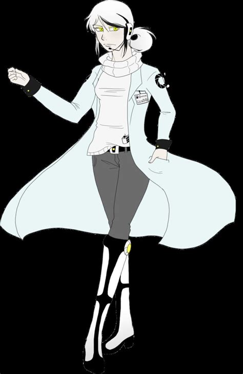 -GLaDOS as a Human- by Nega-Lara on DeviantArt Glados Human