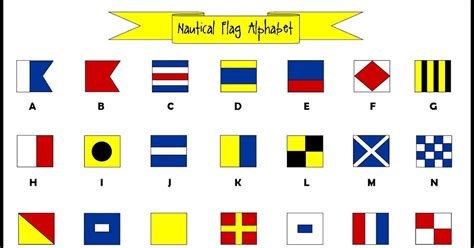 nautical flag relentlessly fun deceptively educational spelling