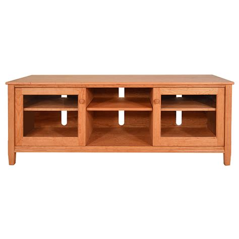 maple wood tv cabinet large shaker style solid wood tv stands media consoles