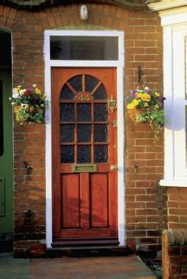 picking a front door color how to a front door color for a brick home home guides sf gate