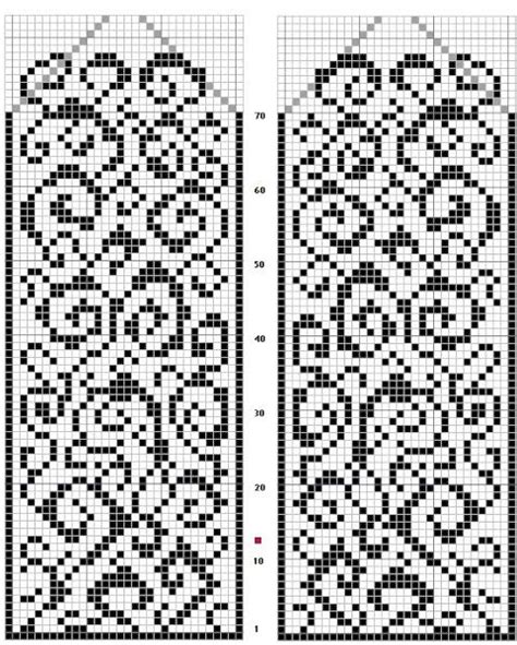 knitting charts and motifs 1045 best images about knitting charts motifs on