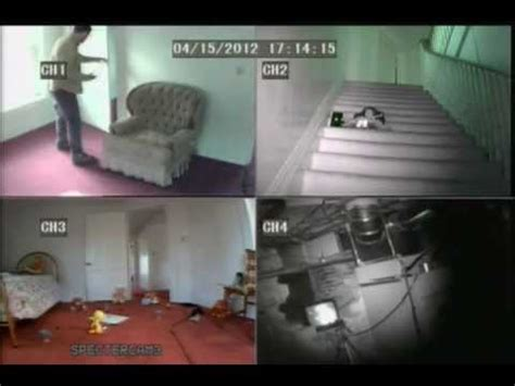live ghost web cam sallie house day 3 part 1 youtube