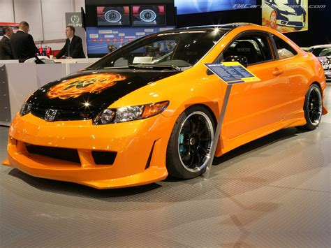 tuner honda specifications for the honda civic car tuning