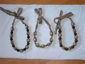 Creare realizzare una collana di seta fai da te foto 5 8