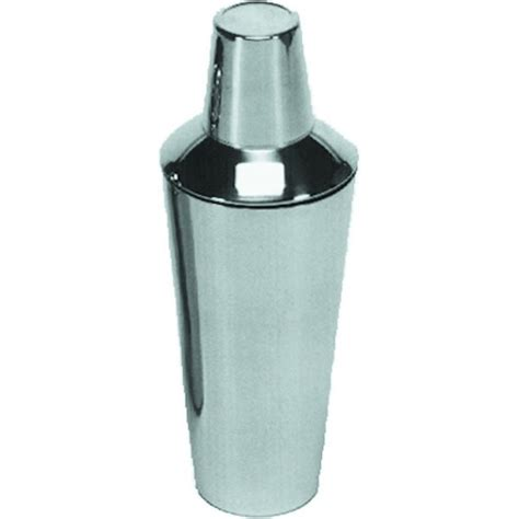Shaker Cocktail Shaker Stainless 750 Ml cocktail shaker stainless steel tripartite polished 750ml barstuff