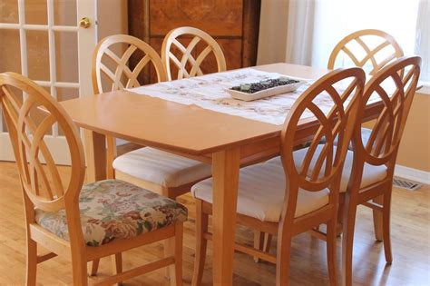 Dining Room Set With Matching Buffet Wood Dining Table With 6 Chairs Matching Wood Buffet
