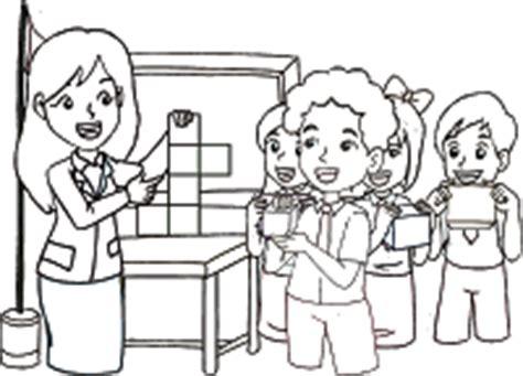 Happy Meningkatkan Kecerdasan Anak Di Usia Dini Menulis Membaca koleksi gambar tanpa warna untuk media mewarnai anak usia dini tk dan kelas rendah portal