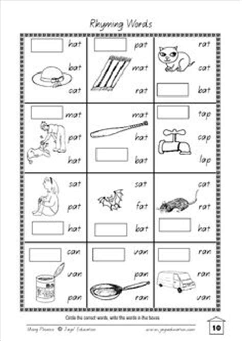 year 1 literacy pattern and rhyme 1000 images about phonics on pinterest word families