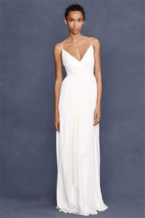 A line wedding dress   Best Dressed Nerd