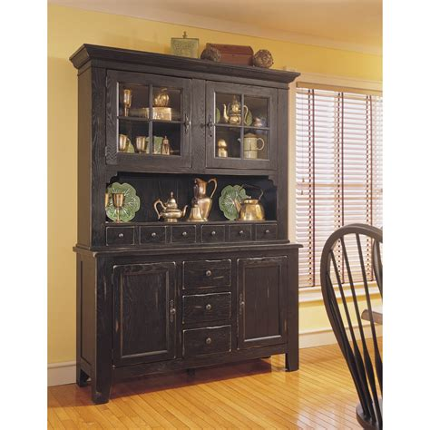 China Kitchen York Pa by China Hutch And Base With Built In Lighting By Broyhill