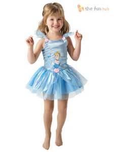 Disney princess ballerina tutu girls fancy dress costume toddler baby